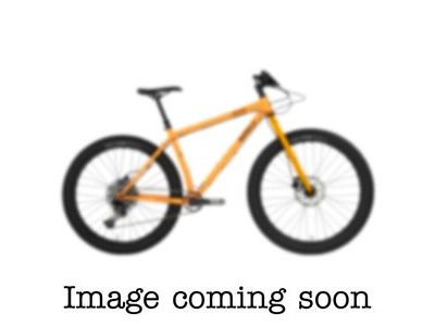 SURLY Karate Monkey 1x12 27+ Complete Bike - SRAM SX Drivetrain, Vapour 35 Wheels, Rigid Fork Toxic Tangerine