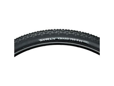 SURLY Knard 41c Folding Bead, 60Tpi Casing, Tubeless Ready, Fast rolling Dirt