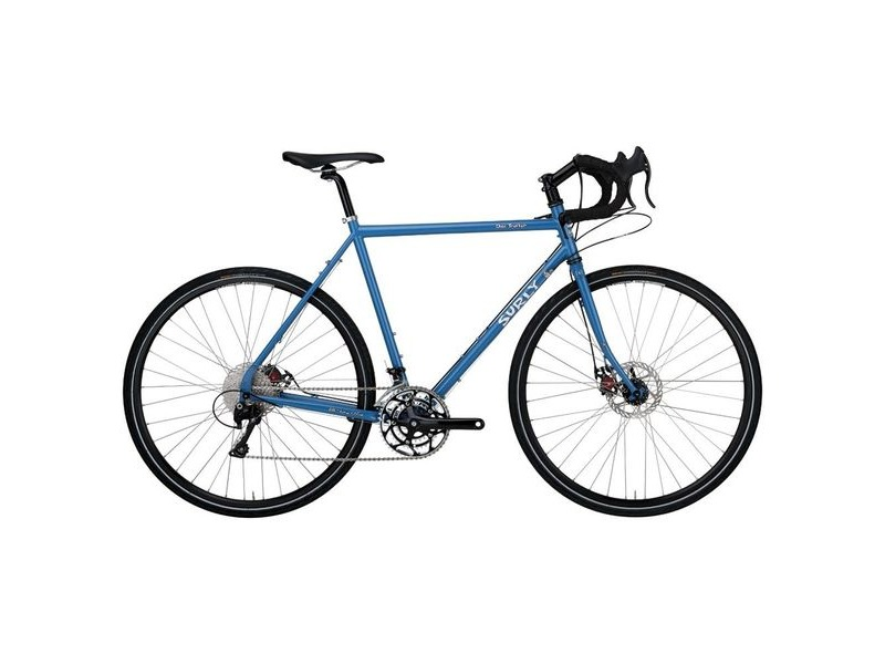 SURLY Disc Trucker 10 speed Blue click to zoom image