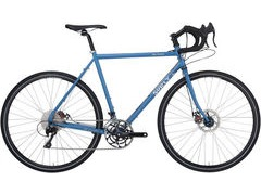 SURLY Disc Trucker 10 speed Blue 62cm Blue  click to zoom image