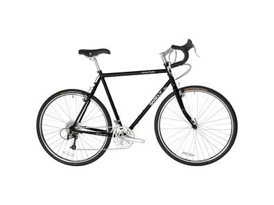 SURLY Long Haul Trucker 10 Speed Black