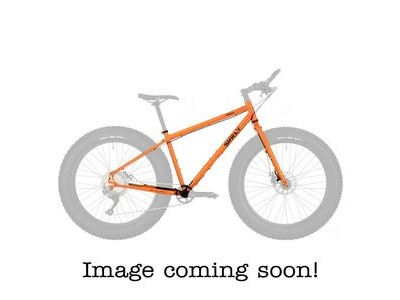 SURLY Pugsley Frameset Candied Yam Orange