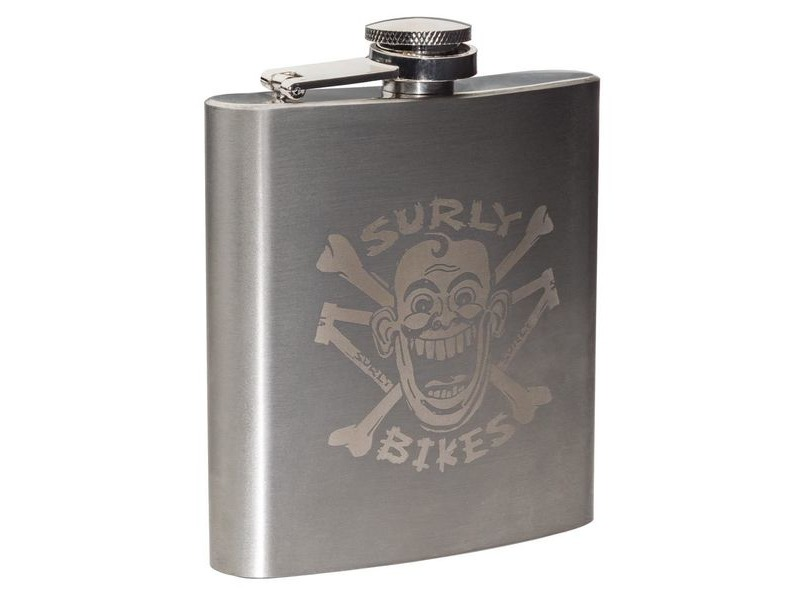 SURLY Hip Flask 177ml click to zoom image