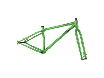 SURLY Ice Cream Truck Frameset Sparkle Green