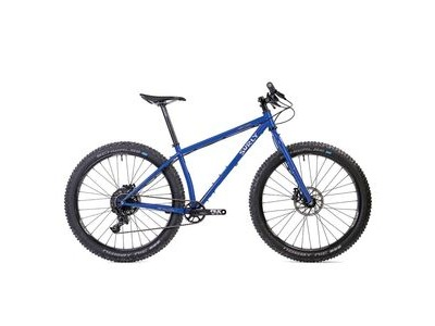 SURLY Karate Monkey 27.5+ Bike Blue Porta Potty