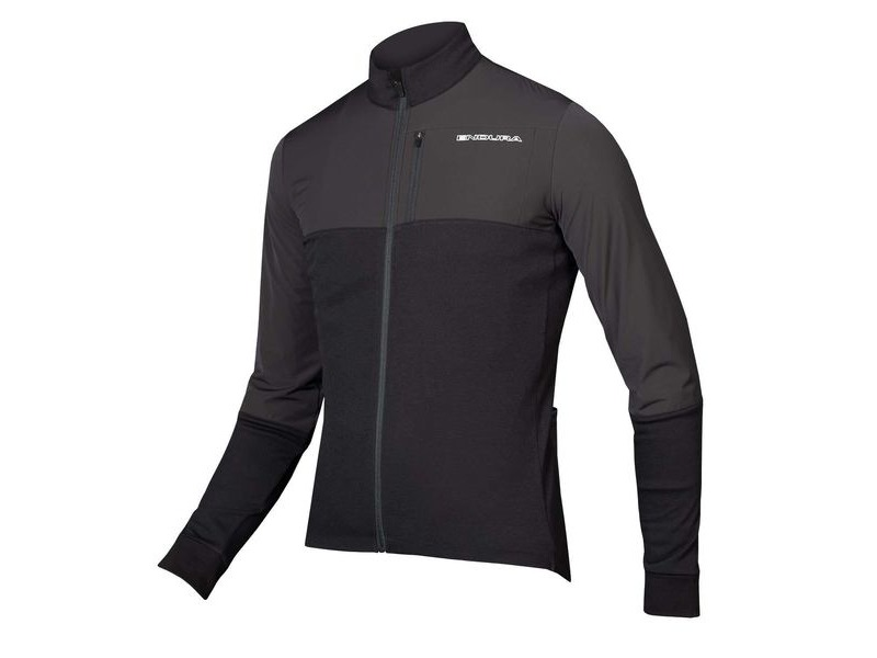 ENDURA MTR Adventure L/S Jersey Anthracite click to zoom image