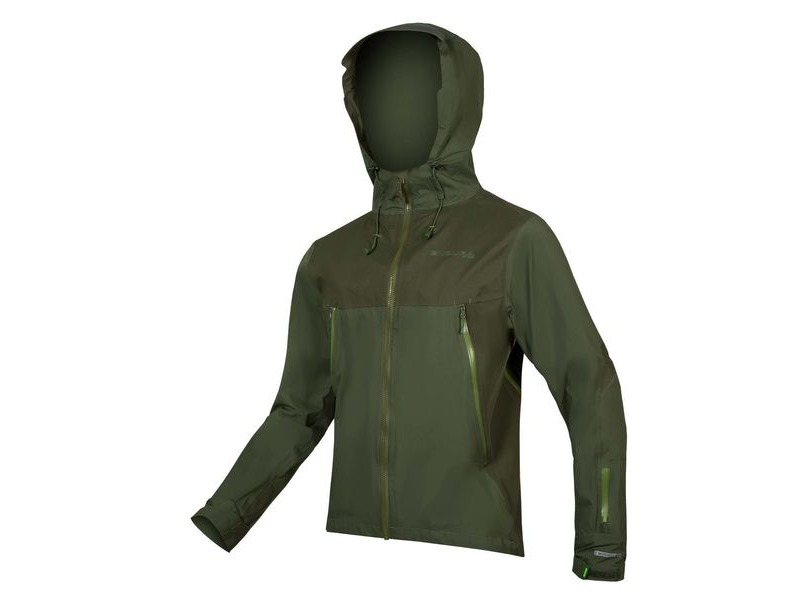 ENDURA MT500 Waterproof Jacket ForestGreen click to zoom image