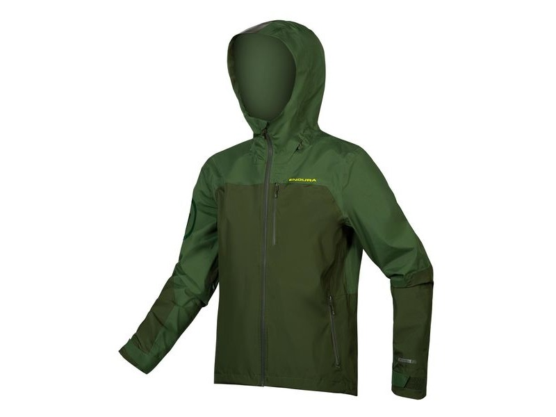 ENDURA SingleTrack Jacket ForestGreen click to zoom image