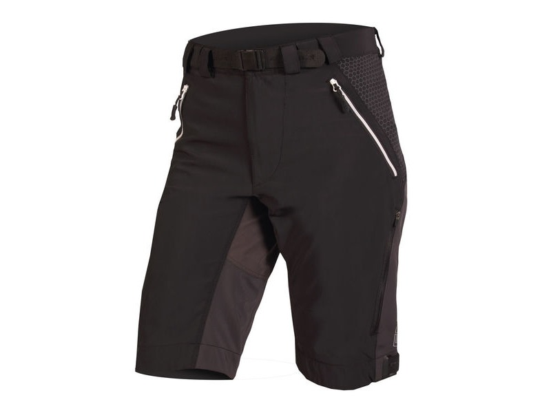 ENDURA Womens MT500 Spray Baggy Short Black click to zoom image