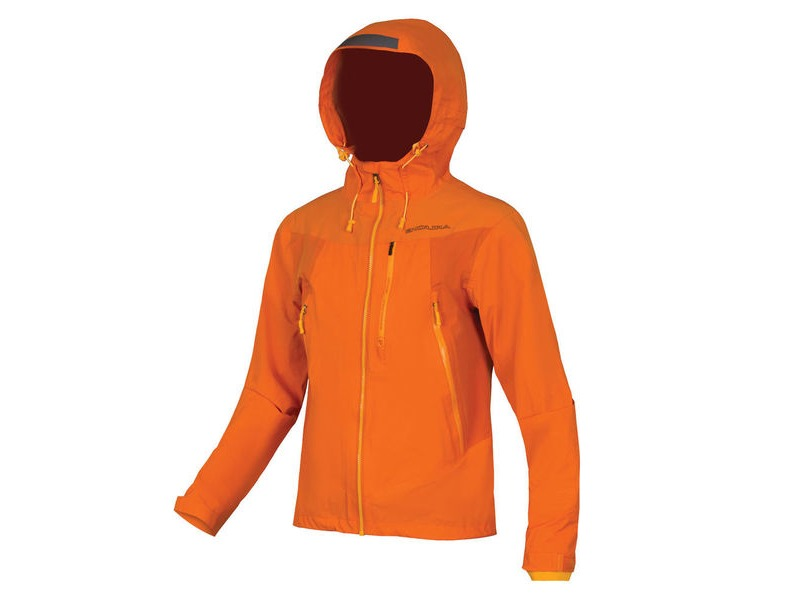 ENDURA MT500 Waterproof Jacket II Burnt Orange click to zoom image