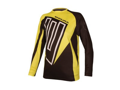 ENDURA Kids MT500JR L/S T Black