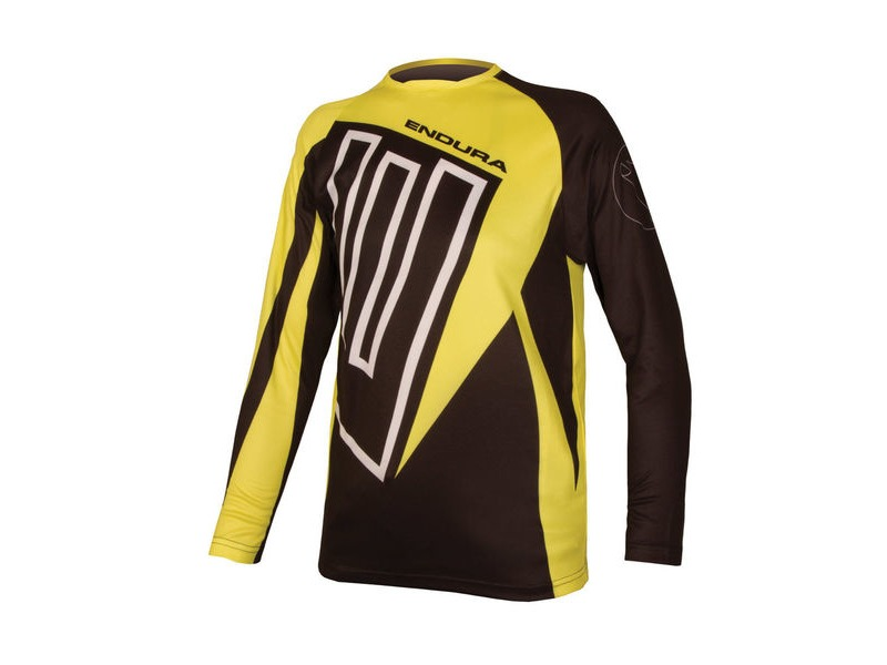 ENDURA Kids MT500JR L/S T Black click to zoom image