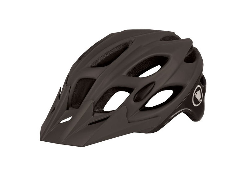 ENDURA Hummvee Youth Helmet Black click to zoom image