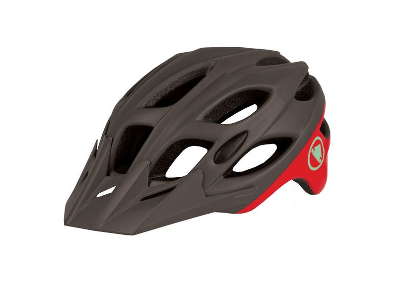 ENDURA Hummvee Youth Helmet Grey click to zoom image