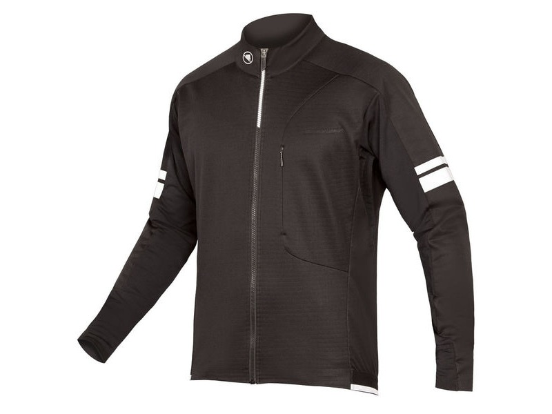 ENDURA Windchill Jacket Black click to zoom image