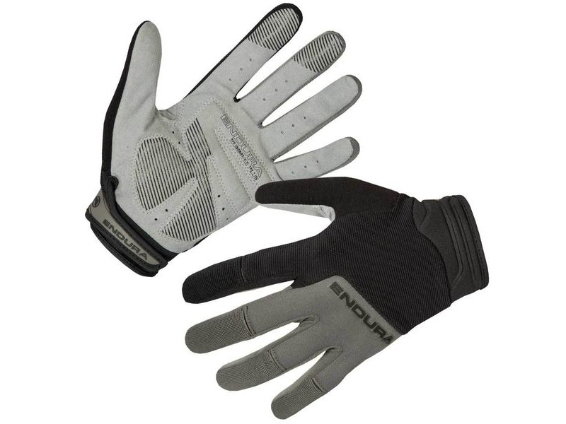ENDURA Hummvee Plus Glove II Black click to zoom image