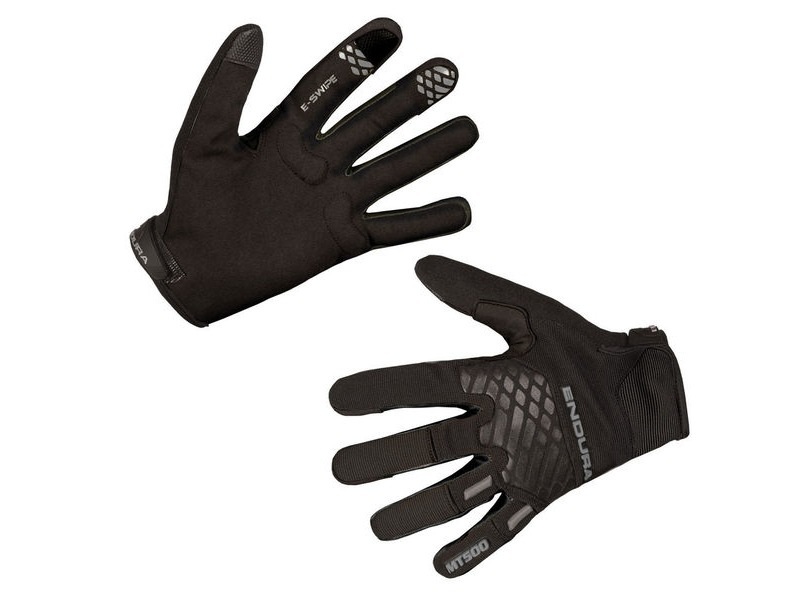 ENDURA MT500 Glove II Matt Black click to zoom image