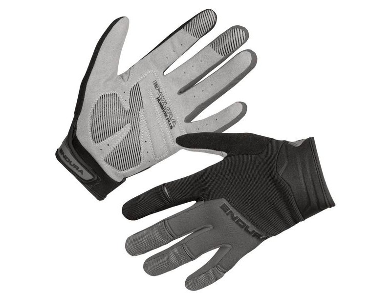 ENDURA Womens Hummvee Plus Glove II Black click to zoom image