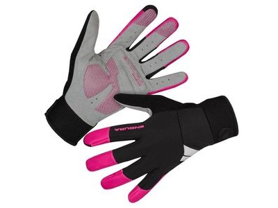ENDURA Womens Windchill Glove Cerise