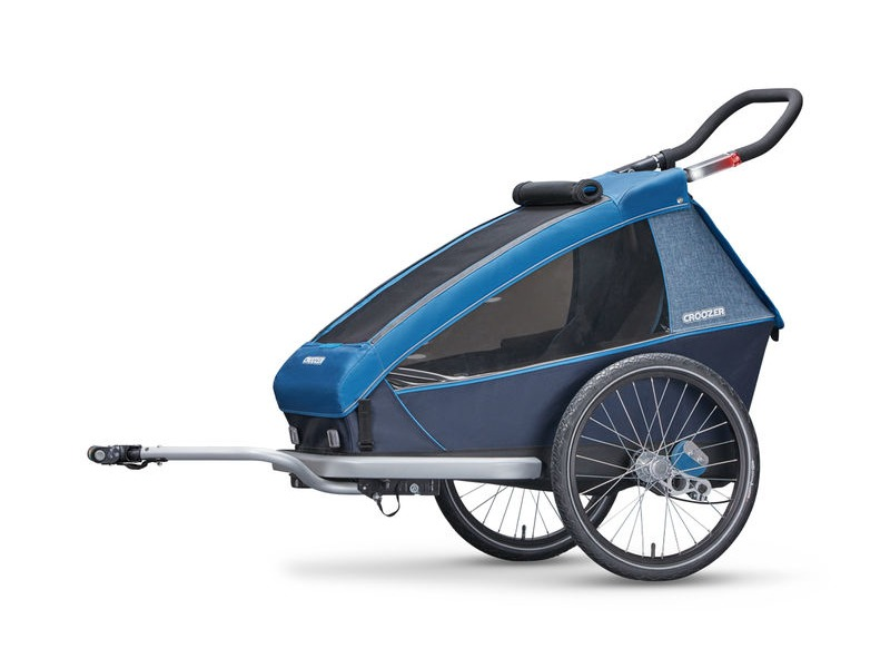 CROOZER Kid for 1 PLUS Single Trailer click to zoom image
