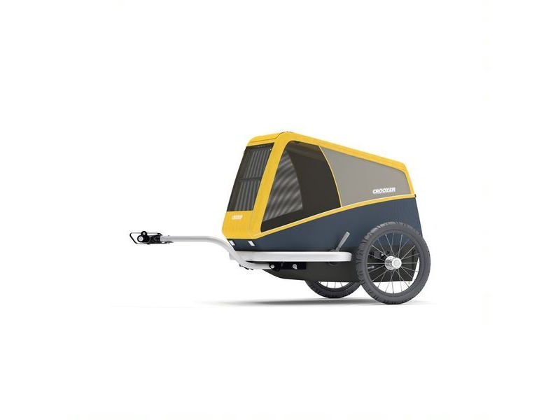 CROOZER Dog L Trailer click to zoom image