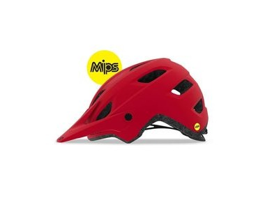GIRO Cartelle Mips Women's Helmet Matte Bright Red
