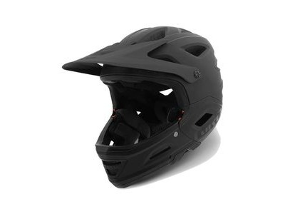 GIRO Switchblade Mips Dirt/MTB Helmet Matt Black/Gloss Black