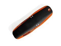 Mucky Nutz Face Fender XL Front Black/Orange  click to zoom image