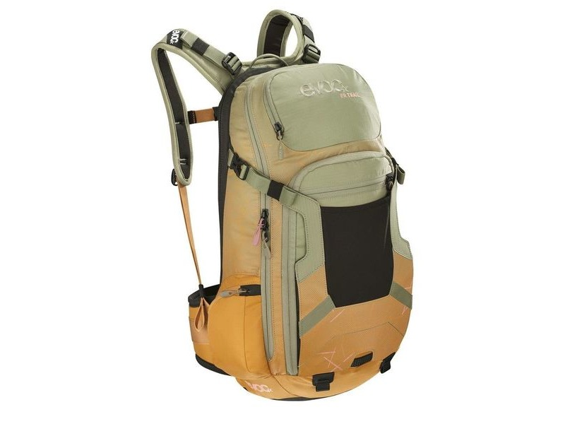 EVOC Fr Trail Women's Protector Back Pack click to zoom image