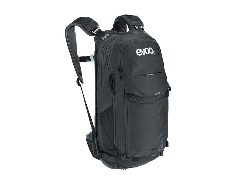 EVOC Stage 18l Performance Back Pack Black click to zoom image