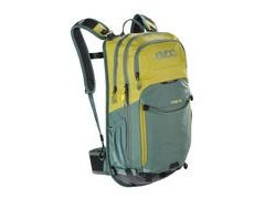 EVOC Stage 18l Performance Back Pack Black 18 LITRE MOSS GREEN/OLIVE  click to zoom image