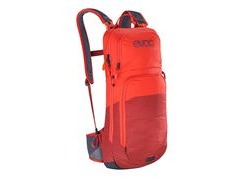 EVOC CC 10l Back Pack 10 LITRE ORANGE/CHILLI RED  click to zoom image
