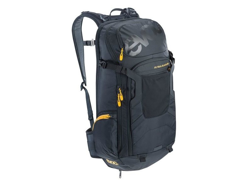 EVOC Fr Trail Blackline Protector Back Pack Black click to zoom image