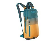 EVOC CC 6l Back Pack 6 LITRE PETROL/LOAM  click to zoom image