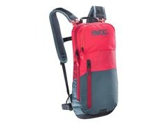 EVOC CC 6l Back Pack 6 LITRE RED/SLATE  click to zoom image