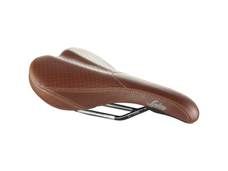 Madison Leia Women's, Cro-mo rails Brown click to zoom image