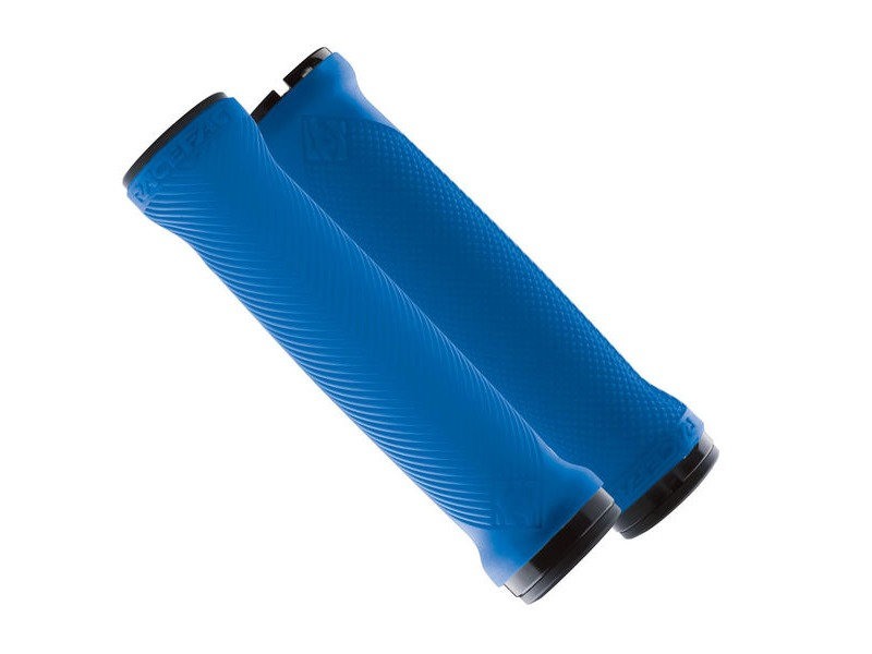 RACE FACE Love Handle Grips Blue click to zoom image