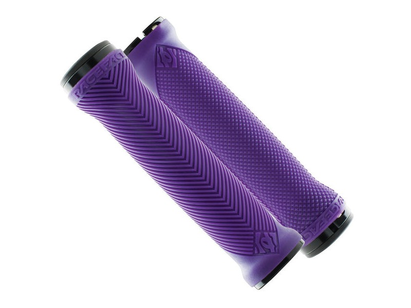 RACE FACE Love Handle Grips Purple click to zoom image