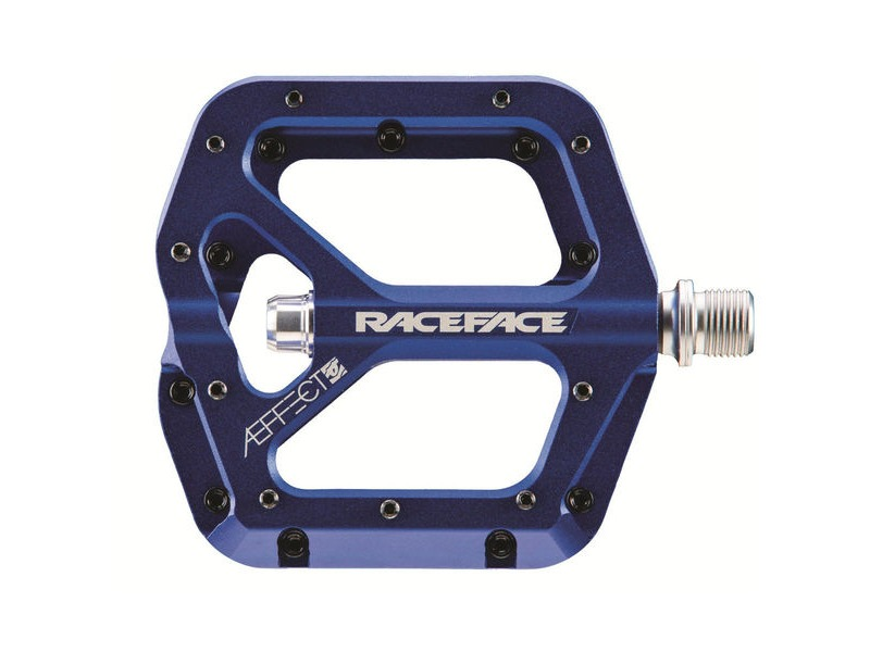 RACE FACE Aeffect Pedal Blue click to zoom image