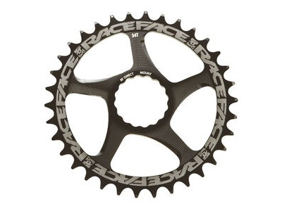 RACE FACE Direct Mount Narrow/Wide Single Chainring Black