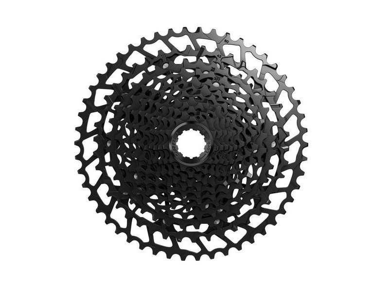 Sram Cassette PG-1230 Eagle 11-50 12 Speed - Nx Eagle Black 12spd 11-50 click to zoom image