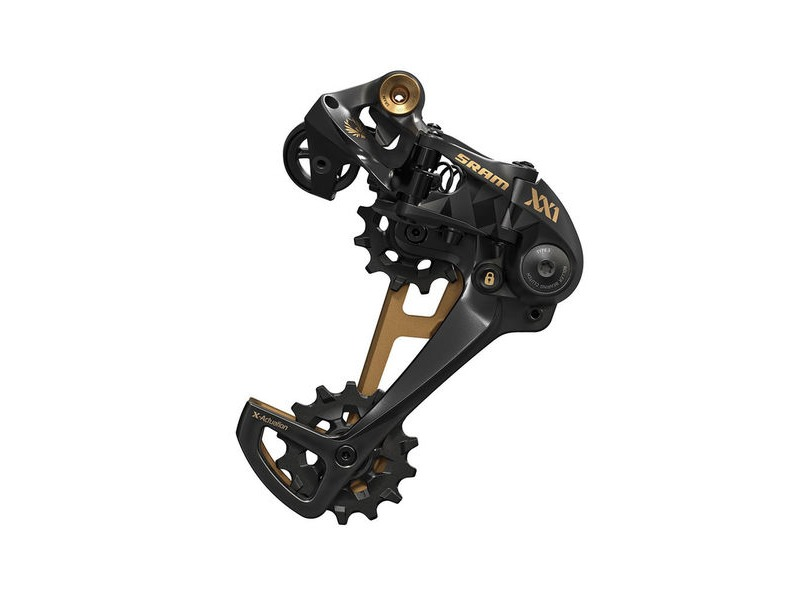 Sram Rear Derailleur Xx1 Eagle Type 3 12 Speed Gold 12 Speed click to zoom image