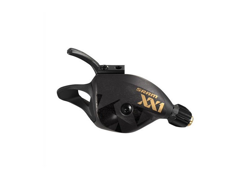 Sram Shifter Xx1 Eagle Trigger 12 Speed Rear W Discrete Clamp Gold 12 Speed click to zoom image
